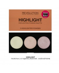 Хайлайтеры Highlight Makeup Revolution