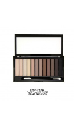 Палетка теней Iconic Elements Makeup Revolution