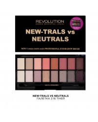 Палетка теней New-Trals vs Neutrals Makeup Revolution