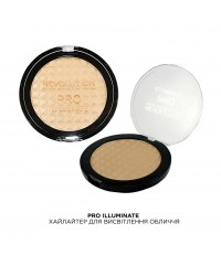 Хайлайтер Pro Illuminate Makeup Revolution