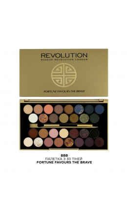 Палетка теней Fortune Favours the Brave Makeup Revolution