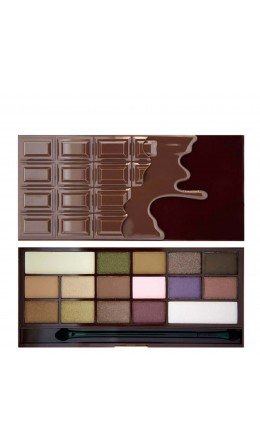Палетка теней I Heart Chocolate Revolution makeup
