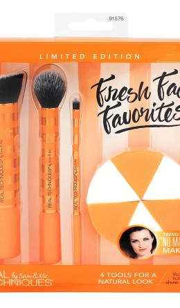 Набор Real techniques Fresh Face Favorites Set
