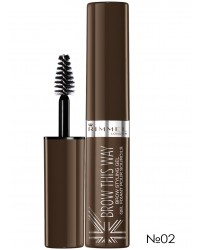 Гель для бровей Brow This Way 02 Rimmel