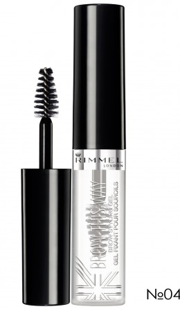 Гель для бровей Brow This Way 04 Rimmel