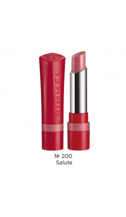 Матовая помада The Only 1 Matte 200 Salute Rimmel