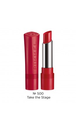 Матовая помада The Only 1 Matte 500 Take the Stage Rimmel