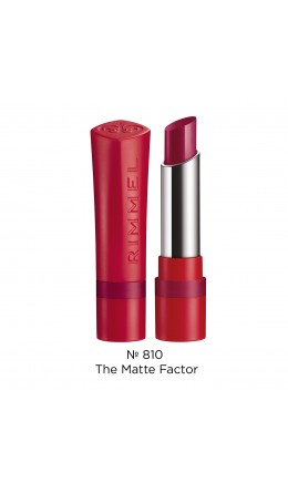 Матовая помада The Only 1 Matte 800 The Matte Factor Rimmel