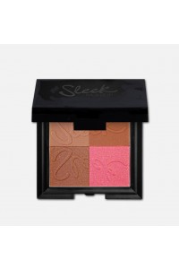Бронзер Bronze block Sleek MakeUp