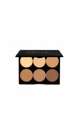 Косметика - Корректоры Cream Contour Kit Medium Sleek MakeUp