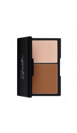 Набор для контуринга лица Face contour kit light Sleek MakeUp