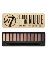 Палетка теней W7 Colour Me Nude
