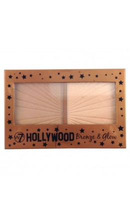 Хайлайтер W7 Hollywood Bronze & Glow
